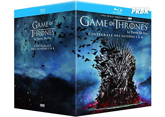 Intégrale Game of Thrones (Blu-ray)