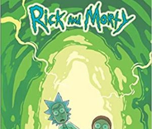 Bandes dessinées Rick & Morty