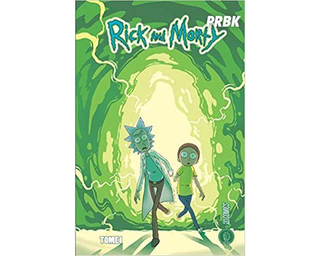 Bandes dessinées Rick & Morty