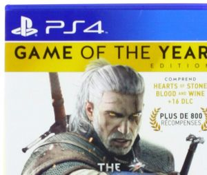 The Witcher - Les jeux vidéo
