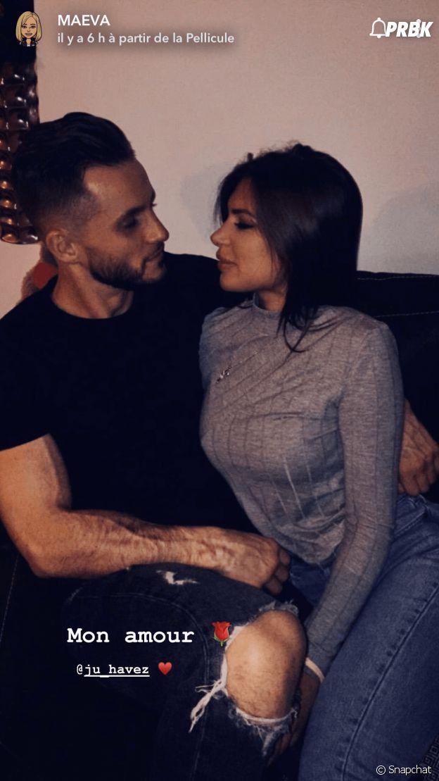 Maeva Martinez présente son nouveau petit ami après Marvin Tillière
