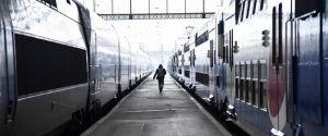 En pleine grève, une femme accouche dans le RER D 👶