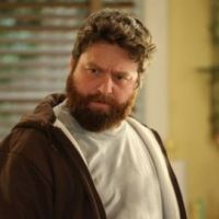 Zach Galifianakis du film Very Bad Trip ... Pas content et il le dit