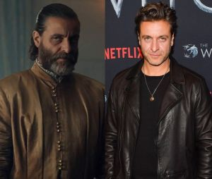 Adam Levy dans The Witcher VS Adam Levy dans la vraie vie