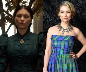 MyAnna Buring dans The Witcher VS MyAnna Buring dans la vraie vie