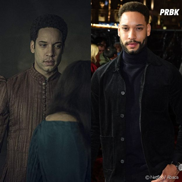 Royce Pierreson dans The Witcher VS Royce Pierreson dans la vraie vie
