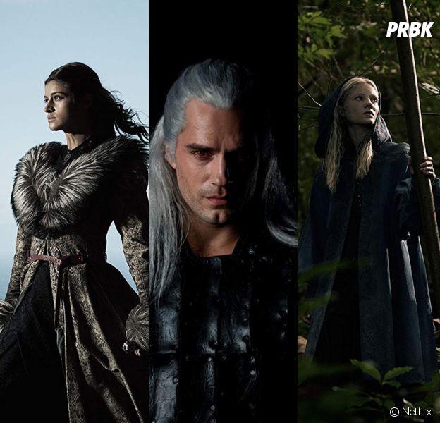 The Witcher : les acteurs dans la série VS dans la vraie vie
