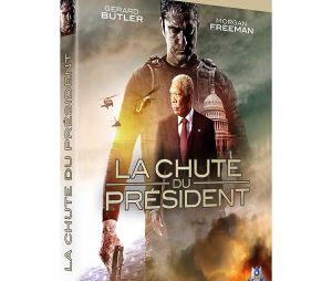 La Chute du président en DVD et Blu-ray : Gerard Butler déjoue un complot pour sauver Morgan Freeman