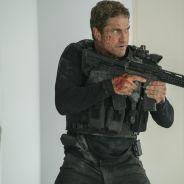 La Chute du président (Blu-ray, DVD, VOD) Gerard Butler déjoue un complot pour sauver Morgan Freeman