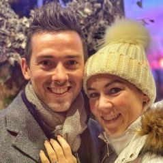 Emmanuelle Berne (Danse avec les Stars) fiancée à Chris Buncombe : bientôt le mariage !
