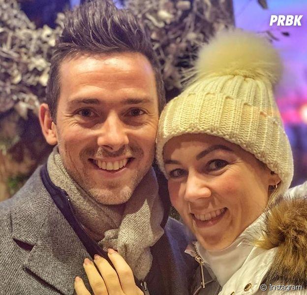 Emmanuelle Berne (Danse avec les Stars) et Chris Buncombe sont fiancés