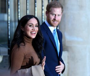 Meghan Markle et le Prince Harry renoncent à leur rôle au sein de la famille royale