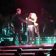 Shakira ... Une fan se ridiculise pour l'approcher (vidéo)