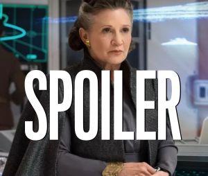 Star Wars 9 : Carrie Fisher remplacée par sa fille le temps d'une scène