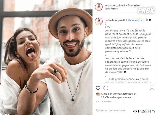 Sébastien (Les Anges 12) officialise son couple avec Camille