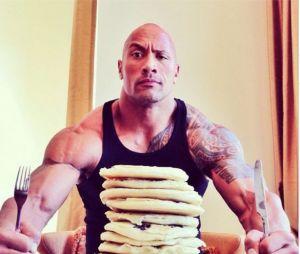 Dwayne Johnson mange 7 repas par jour