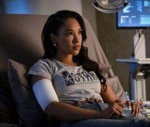 The Flash saison 6 : Iris menacée de mort, Diggle débarque dans l'épisode 10