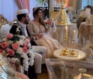 Malika et Mehdi (L'île de la tentation) se sont mariés : ils dévoilent une vidéo du mariage