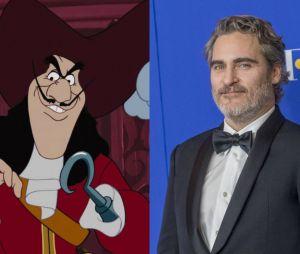 Joaquin Phoenix pourrait incarner le Capitaine Crochet dans Peter Pan and Wendy