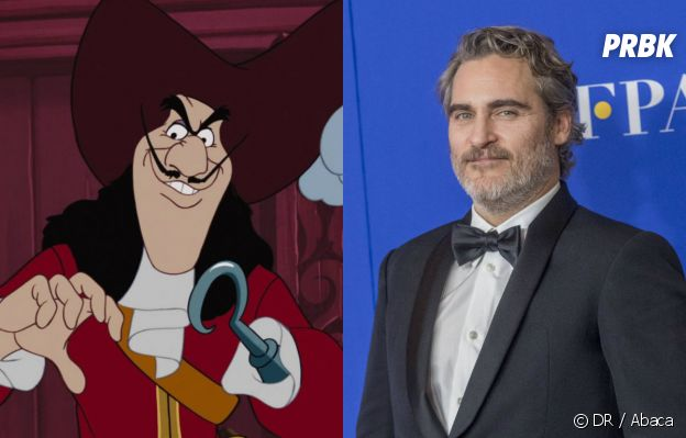 Joaquin Phoenix pourrait incarner le Capitaine Crochet dans Peter Pan and Wendy