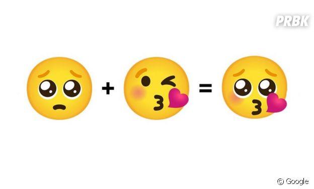 Google : Emoji Kitchen, la nouvelle fonction pour mixer les emojis sur Android