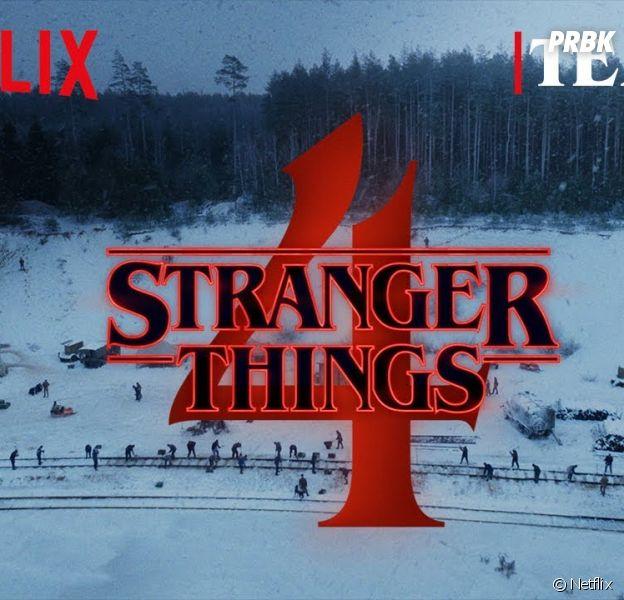 Stranger Things saison 4 : un personnage de retour dans un premier teaser