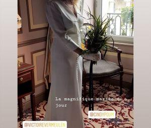 Cindy (Koh Lanta 2019) mariée à Thomas