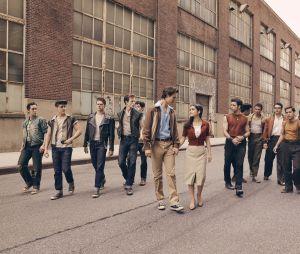 Ansel Elgort et le casting du remake de West Side Story