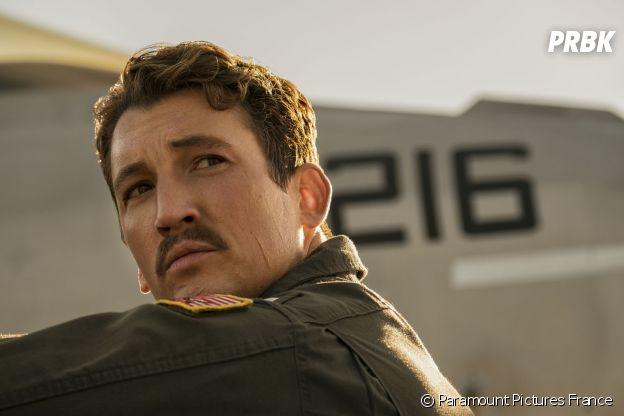 Miles Teller dans Top Gun : Maverick