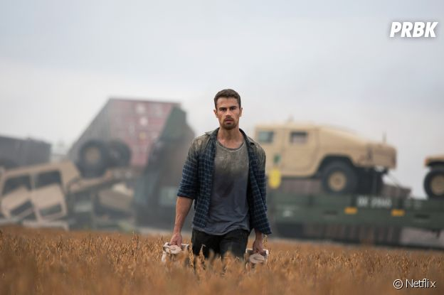 Theo James dans How it Ends