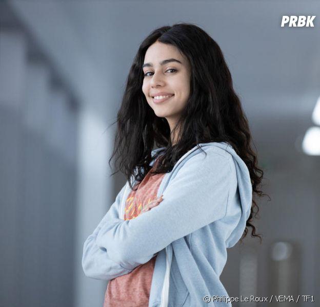 Les Bracelets rouges saison 3 : Hanane El Yousfi joue Nour
