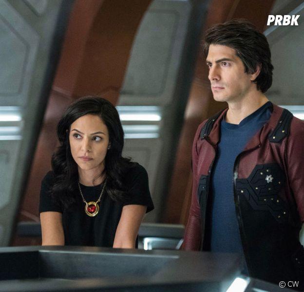 Legends of Tomorrow saison 5 : pourquoi Ray (Brandon Routh) et Nora (Courtney Ford) vont-ils quitter la série ?