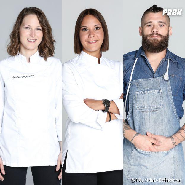 Top Chef 2020 : la brigade de Michel Sarran