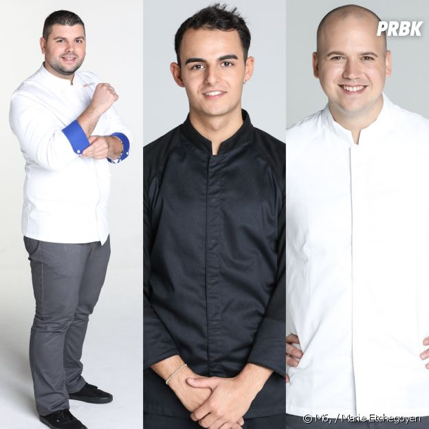 Top Chef 2020 : la brigade de Philippe Etchebest