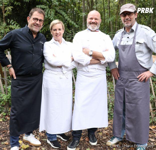 Top Chef 2020 : le récap des brigades de Philippe Etchebest, Hélène Darroze, Michel Sarran et Paul Pairet