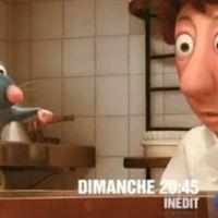 Ratatouille ...  sur TF1 ce soir ... bande annonce