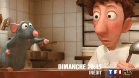 Ratatouille sur tf1 ce soir bande annonce purebreak for Cuisinier sur tf1