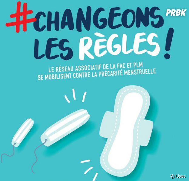 L'université de Créteil dévoile des distributeurs gratuits de tampons et de serviettes hygiéniques