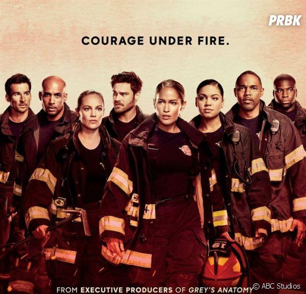 Station 19 :  le spin-off de Grey's Anatomy aura une saison 4