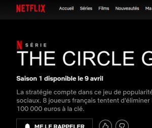 The Circle : la version française débarque sur Netflix le 9 avril 2020 !