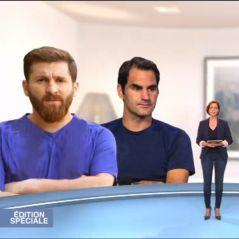 Lionel Messi : gros fail, le journal de M6 le confond... avec son sosie