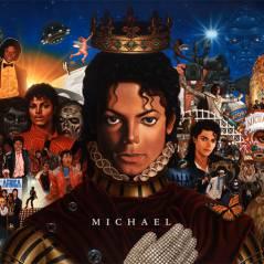 Michael Jackson ... son nouvel album arrive le ... en attendant voilà la pochette
