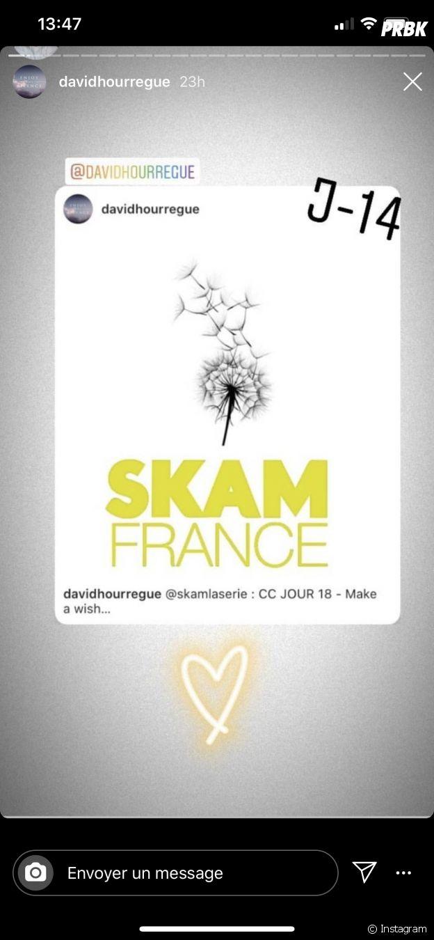 Skam France saison 6 : David Hourrègue (le réalisateur) sème le doute sur la date de diffusion