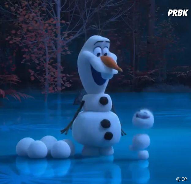 La Reine des Neiges : Olaf héros d'une mini-série réalisée en plein confinement !