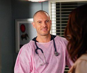 Grey's Anatomy saison 16 : Richard Flood dans le rôle de Cormac Hayes
