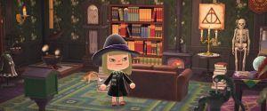 Harry Potter inspire une joueuse d'Animal Crossing : sa déco dingue à découvrir dans le jeu