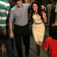 Robert Pattinson et Kristen Stewart  ... ils sortent ensemble sur le tournage de Twilight 4