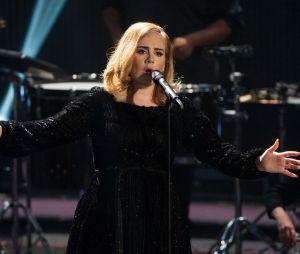 Adele avant sa perte de poids