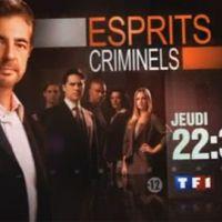 Esprits Criminels ... sur TF1 ce soir ... bande annonce