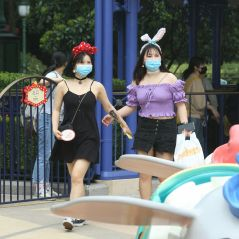 Disneyland : le parc de nouveau ouvert à Shanghai avec des mesures de sécurité renforcées